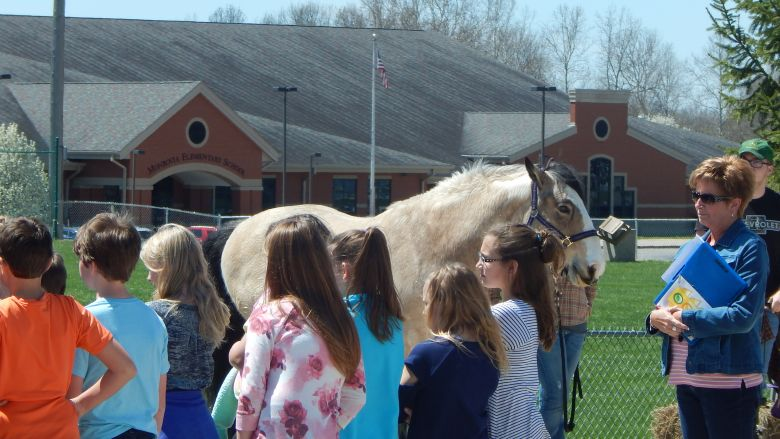 Elementary Ag Science Day