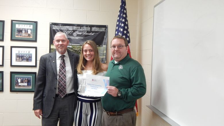 DAR Scholarship Winner - Lexi Reed